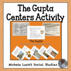 Achievements of Gupta Notes Ppt & Class Centers Activity W