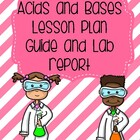 Acids and Bases Lesson Plan and Lab Activity