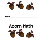 Acorn Math Booklet
