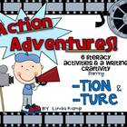 Action Adventures with -tion and -ture