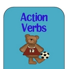 Action Verb Fun for First and Second Grades