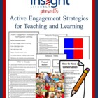 Active Engagement Strategies for Teaching and Learning