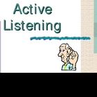 Active Listening Powerpoint Presentation