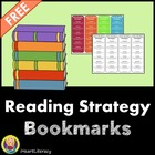 Active Reading Strategy Bookmarks - Free