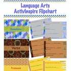 ActiveInspire Flipchart for Language Arts Station