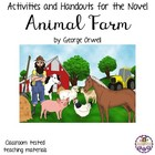Activities and Handouts for Animal Farm by George Orwell