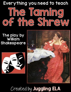 Activities and Handouts for The Taming of the Shrew