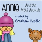 Activities for Jan Brett&#039;s &quot;Annie and the Wild Animals&quot;