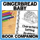 "Activities for Jan Brett's ""The Gingerbread Baby"""