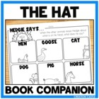 "Activities for Jan Brett's ""The Hat"""