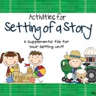 Activities for Setting of a Story