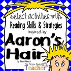 Activities inspired by Aaron's Hair by Robert Munsch