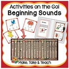 Activities on the Go!- Beginning Sounds