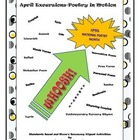 Activity: April Excursions-Poetry in Motion