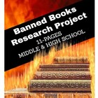 Activity: Banned Books Research Project