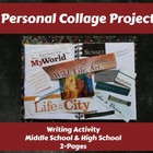 Activity Language Arts: Personal Collage Project