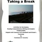 "Language Arts Activity - ""Taking a Break"""