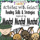 Activity Packet inspired by Muncha! Muncha! Muncha! by Can