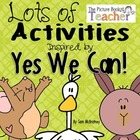 Activity Packet inspired by Yes We Can! by Sam McBratney