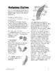 Adaptations: Observing Feathers