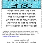 Add It!  Addition Bingo Boards