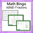 Add, Subtract, Multiply, and Divide Fractions  Bingo