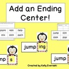 Add an Ending Center