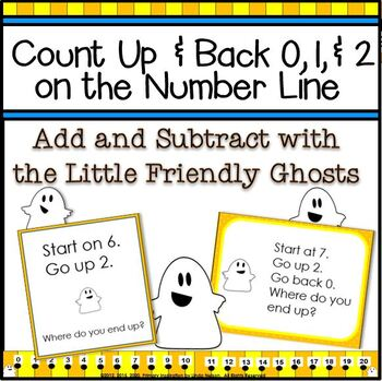Adding and Subtracting 0,1, and 2: Math Fun with the Littl