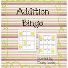 Addition Bingo to 6