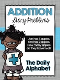 Addition: Common Core Story Problems