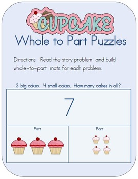 Addition Concept Math Centers (Go Math! / Common Core)