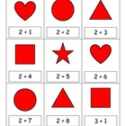 Addition Draw 4 card game