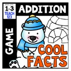 Addition Math Center - Cool Facts