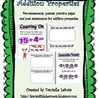 Addition Properties: Practice Sheets and Simple Assessments
