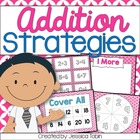 Addition Strategies- 7 Partner or Small Group Activities