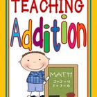 Addition Strategies: A Guide For Teaching Addition (Aligne