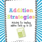Addition Strategies Pack