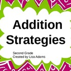 Addition Strategies Power Point Presentation