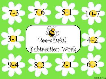 Addition & Subtraction Doesn't Bug Us! Games