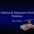 Addition &amp; Subtraction Multi-step Word Problems