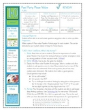 Addition, Subtraction & Place Value Common Core Survival K