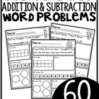 Addition & Subtraction Word Problems {Super Packs 1-3} BUNDLED
