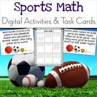 Addition and Subtraction Work Station Cards