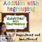 Addition with Regrouping SmartBoard File