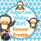 Adjective Winter Sort