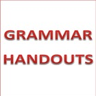 Adjective and Adverb Grammar Handout