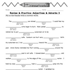 Adjectives &amp; Adverbs Review Pack - The Grammarheads