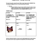 Adjectives Candy Activity