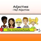 Adjectives Slide Show - PowerPoint Lesson