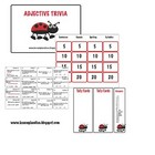 Adjectives Trivia Game